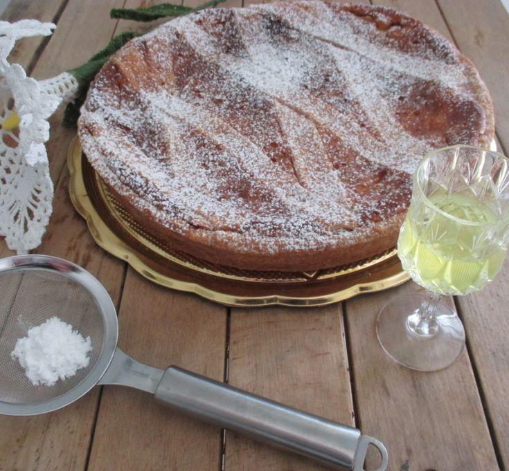 La pastiera di grano: ricetta tradizionale napoletana, con foto