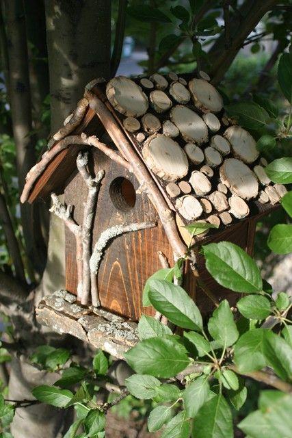Birdhouse ~ love it!