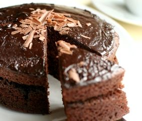 Chocolate Dobash Cake Dobash cake, a classic and a favorite still... Moist and fluffy chocolate cake with the oh so familiar thick chocolate...