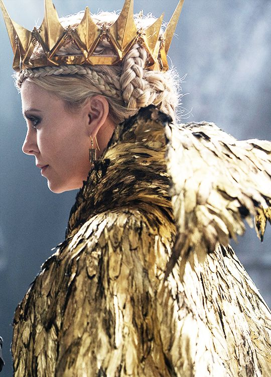 Charlize Theron in 'The Huntsman: Winter's War' (2016).