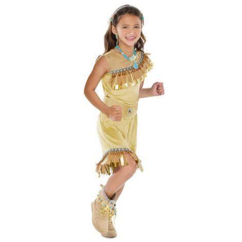 Покахонтас детский костюм фото