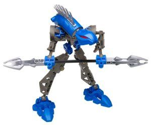 LEGO Bionicle The Mask of Light: Guurahk by Lego. $44.90. First Seen on: Mata Nui. Weapon: Staff of Disintegration. Color Blue. Amazon.com                As the LEGO Bionicle legend goes, bad guy Makuta has unleashed six Rahkshi in order to capture the Mask of Light and prevent the coming of the Seventh Toa. One of the Rahkshi, Guurahk, has the ability to spot the weak spot on his opponent and, once that spot is found, he unleashes a bolt of energy to destroy his foe. Fortuna...
