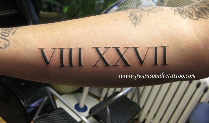 Are Roman Numeral Tattoos Lame: 75 Best Images About Tattoos On Pinterest