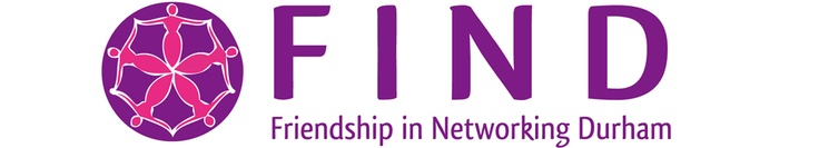 FIND (Friendship in Networking Durham), a local networking group set up to help Women in Business in and around County Durham, providing a central hub to access business information, education, support and guidance.