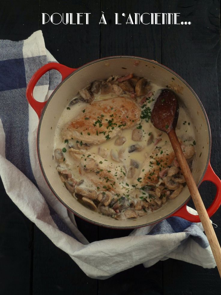 """Le dernier bouquin de cuisine pour lequel j'ai craqué (eh oui ma chère sœur y'a encore un peu de place dans ma bibliothèque gourmande) """"Poulets et volaille"""" aux éditions Mango, rassembles des recettes de volaille en tout genre. J'ai déjà marqué quelques..."""