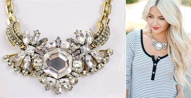 Prairie Star necklace