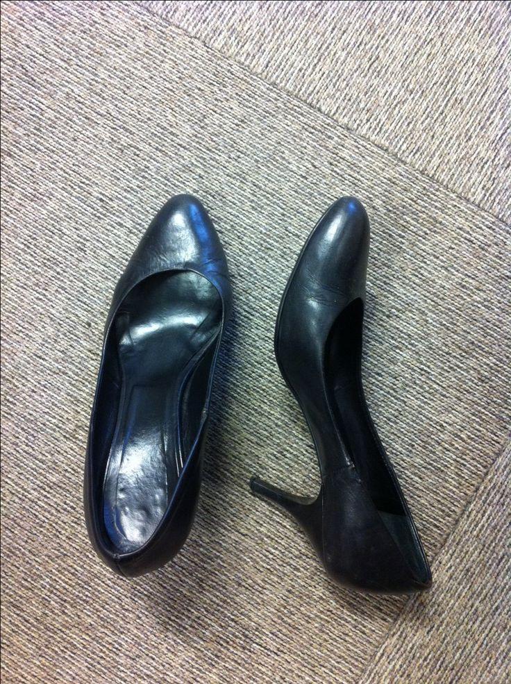 Главные офисные туфли :) безумно удобные и универсальные