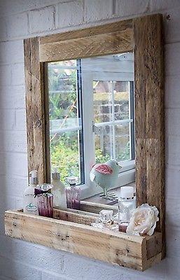 Gallery Website Bathroom Mirror With Shelf Vintage