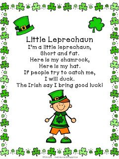 St. Patrick's Day Freebies and Fun!