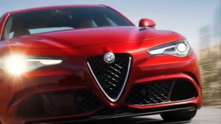 2017 Alfa Romeo Giulia - Luxury Cars [REVIEW]
