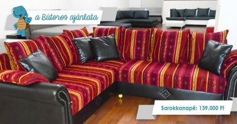 HIÁNYOZNAK A SZÍNEK?  Ha te is biztonsági játékos vagy, és semleges színű bútorokkal rendezted be az otthonod, itt az ideje, hogy válts! Egy színes , jellegzetes mintájú kanapé pont elég, hogy feldobja és eredetivé tegye a nappalid. Biztosak vagyunk benne, hogy imádni fogod: http://butoros.com/view_advert-204 #használtbútor #apróhirdetés