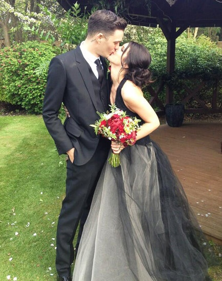 A surprising Vera Wang wedding gown choice. Approve? @Vera Wang