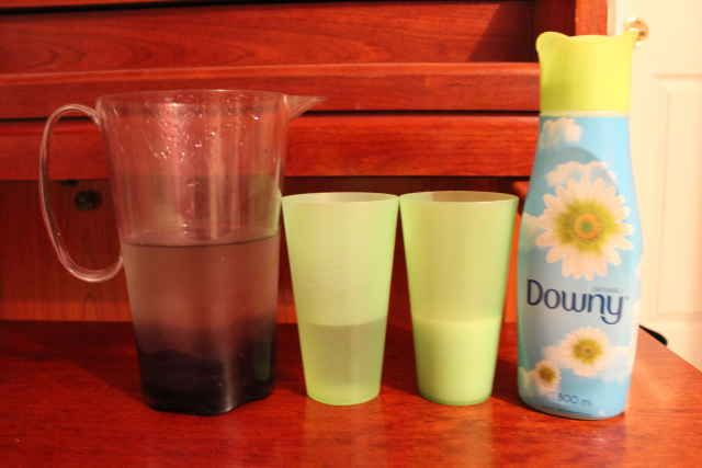 I Used Downy Being That Is What I Had But I Found That