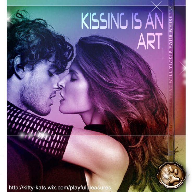 kissing is an art