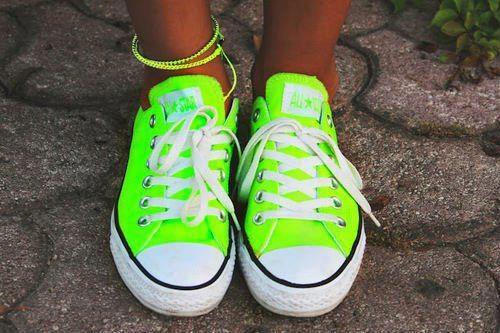 fashion, fluor, green, photography