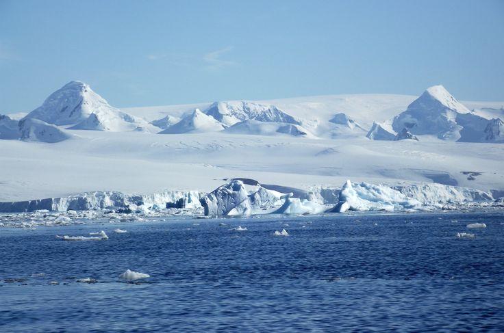 Antártica Chilena. Foto de Manuel Alcántara Pereira.