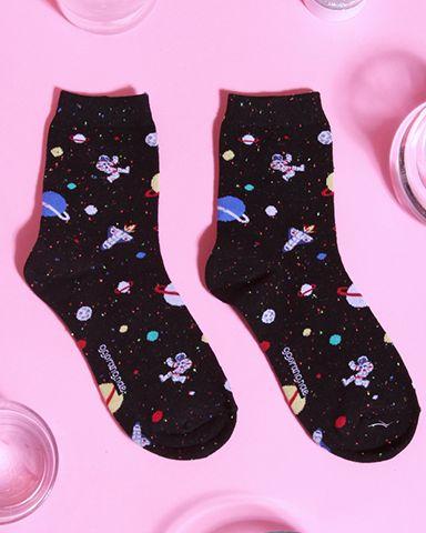 Space Socks { Follow me @slayingchxndria }