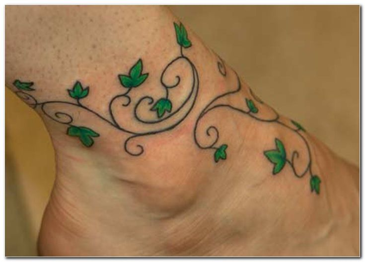 Tattoo Designs | Rose Vine Tattoo Designs | Flower Vine Tattoo Design ...