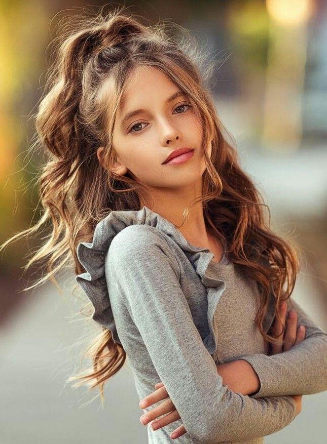 Young Cute Girls Model