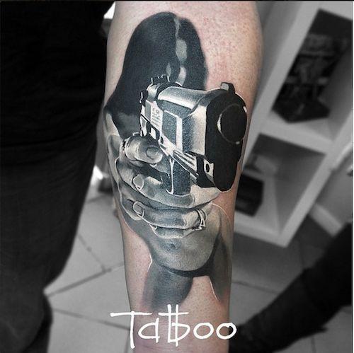 "Tattoos by Valentina ""Val Tatboo"" Ryabova | Inked Magazine"