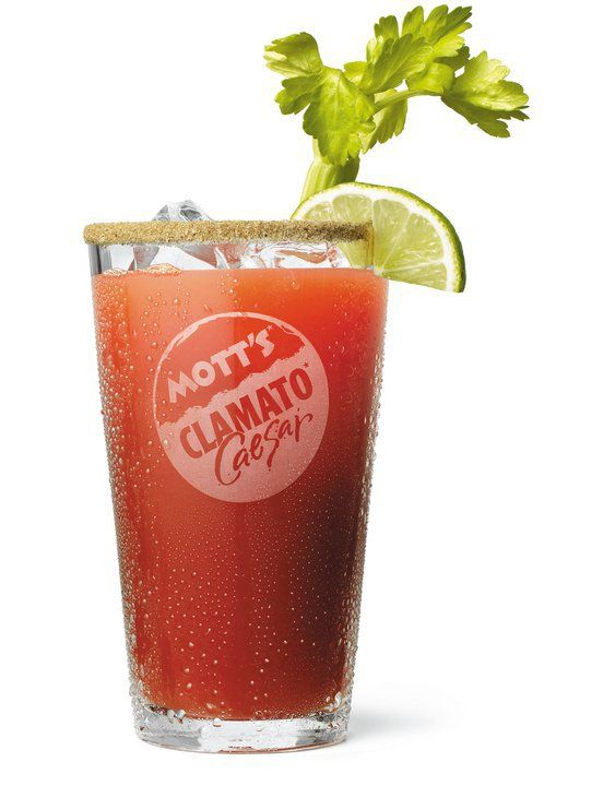 The Great Canadian Classic Bloody Caesar (Mott's Clamato)