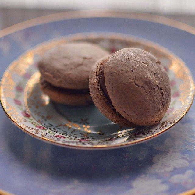 You'll love our signature macaroons just like a portly French child would.  - The Busy Kitchen
