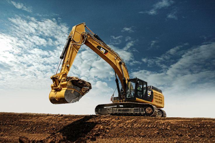 Caterpillar construction equipment from Finning UK & Ireland.