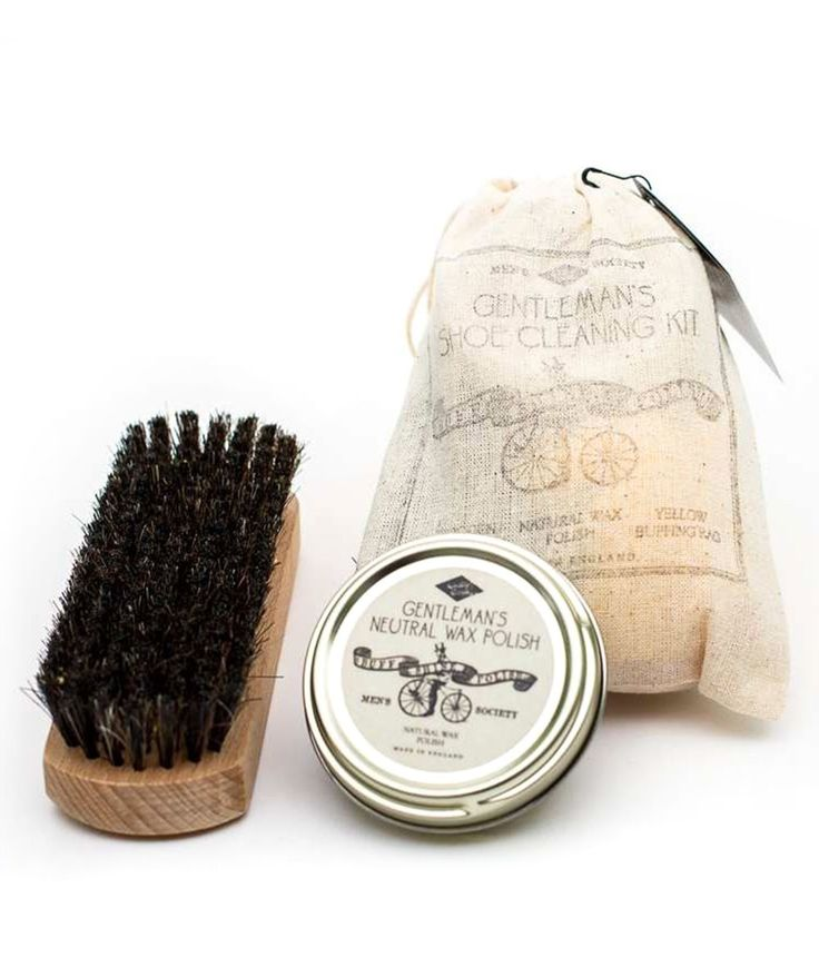 This Shoe Shine Kit is designed for those dapper gentleman that always like to look their best, from head to toe. | huntingforgeorge.com
