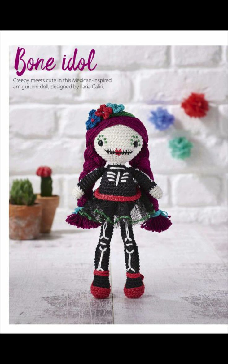 58 best Halloween and Autumn Crochet images on Pinterest | Ideas de ...