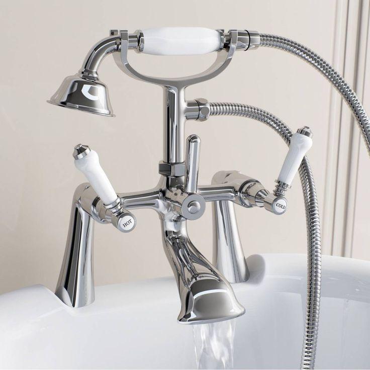 Antonio Bath Shower Mixer