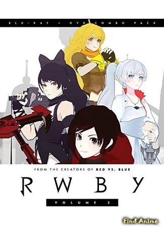 Смотреть бесплатно аниме Красный, Белый, Черный, Желтый (RWBY: RWBY: Volume 1-2) онлайн на русском или с субтитрами - FindAnime.ru