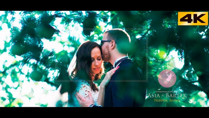 [4K UHD] LoveMeStudio.pl // 02.07.2016 // Asia + Bartek // teledysk ślubny