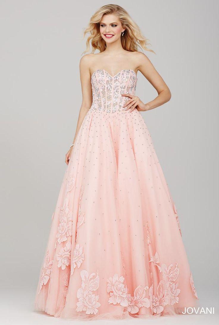 313 mejores imágenes de Jovani and JVN at Estelle\'s Dressy Dresses ...