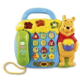 Winnie Poohs Spiel- und Lerntelelon 25