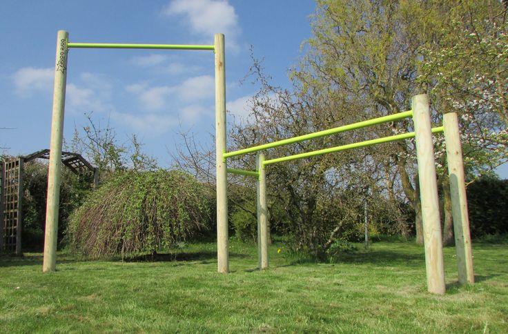 Bare bones Core Bar Dip Bars Parallel Bars Calisthenics Cross Fit Strength Training