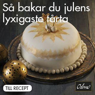 En god cheesecake med smak av pepparkaka och vit choklad – riktigt juliga, härliga smaker som passar perfekt ihop!
