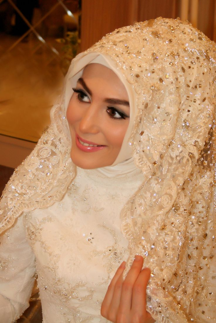1107 1658 hijab for Wedding dresses for muslim brides