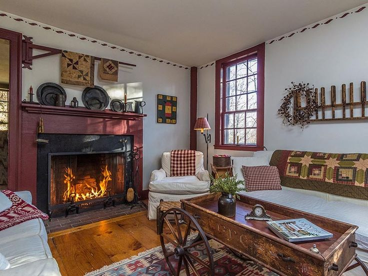 249 best the primitive mantle ideas images on pinterest for Country home and hearth