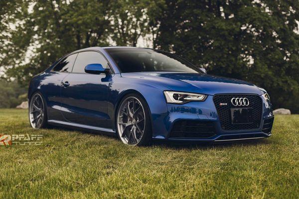 Audi RS5 в легкой доработке Pfaff Tuning