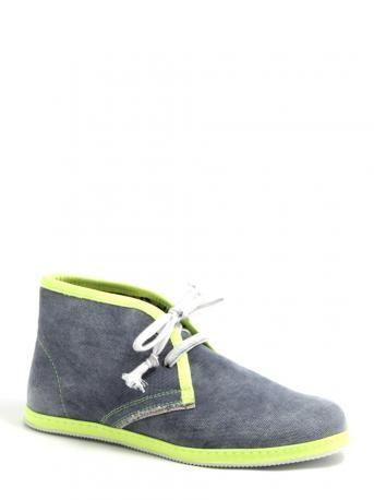 LeCrown-polacchina fluo-fluo desert boot-yellow-giallo-LeCrown 2014 shop online