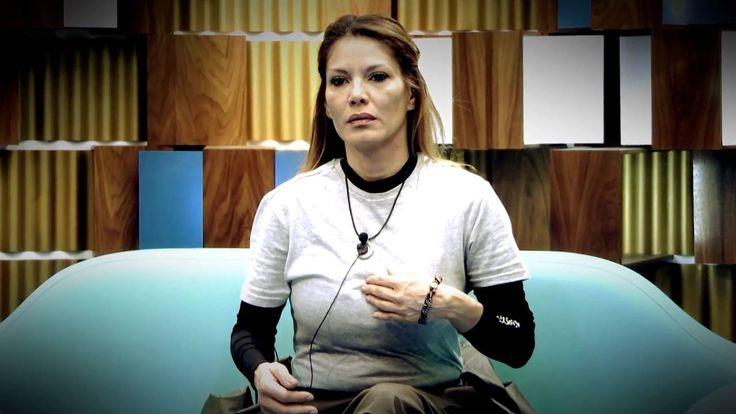 En unos minutos veremos en la #Gala6GHVIP5 la reacción de Ivonne Reyes tras hablar con el 'Súper'