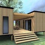 Best 25 cargo container homes ideas on pinterest container homes sea container homes and sea - Lot ek container home kit ...