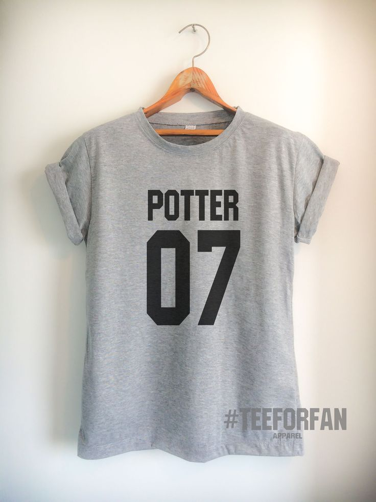 Harry Potter Shirt Potter07 Quidditch T-Shirt