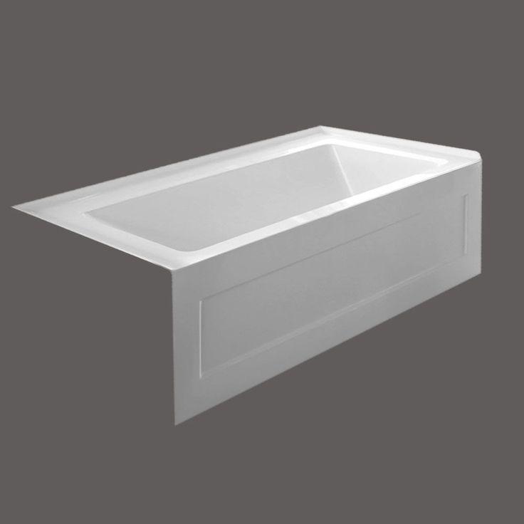 Les 25 meilleures id es concernant badewanne mit whirlpool sur pinterest jacuzzi whirlpool for Petite baignoire profonde