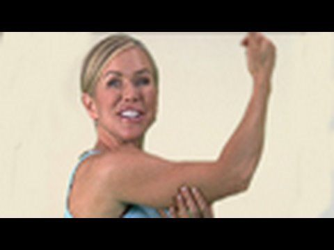 ▶ Flabby arms: How to tone your arms - Arm toning exercises - YouTube