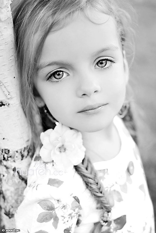 Milana Kurnikova 4 years old russian model! FOR sure made to model :))
