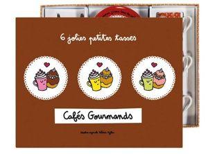 Set de tasses Cafés Gourmands