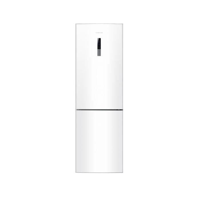 Réfrigérateur congélateur en bas - Volume 357L- Froid ventilé -  Classe énergétique A+ - Largeur 59.7cm - Garantie 2 ans pièces, main d'oeuvre et déplacement