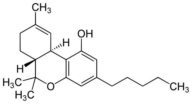 Tetrahydrocannabinol; THC; Marinol-aka mary jane.