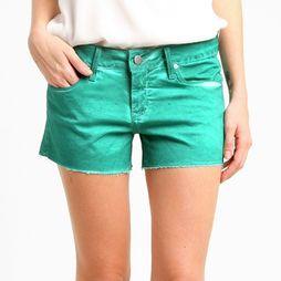 Short Calvin Klein Tie Dye Barra Desfiada - Verde